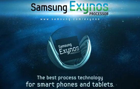 Galaxy S4: Exynos 5 Oct