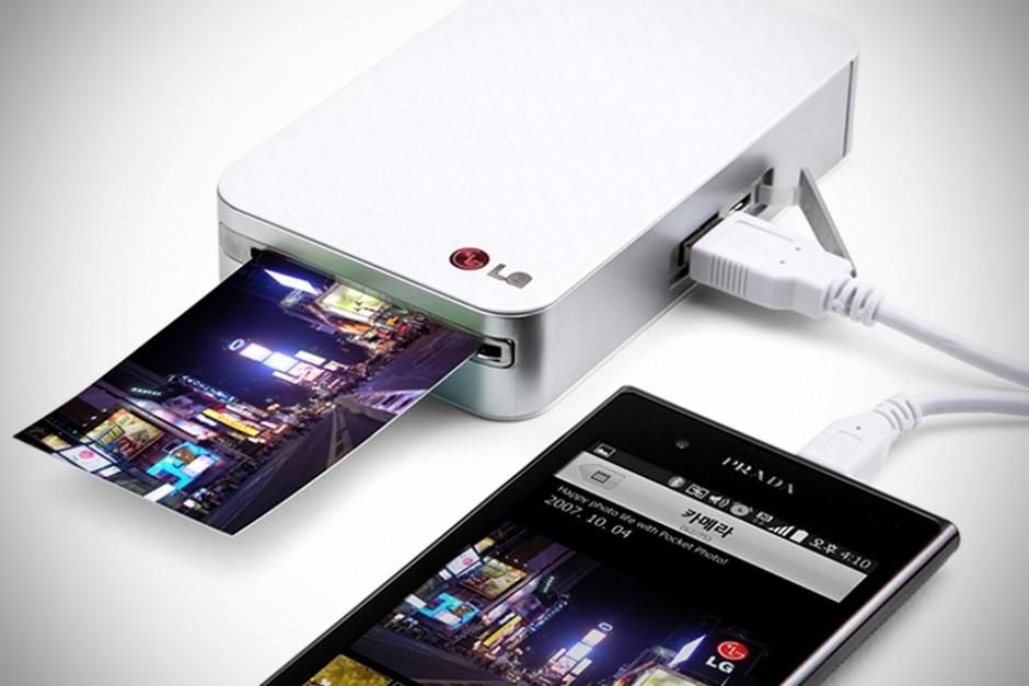 LG Pocket Photo Smart