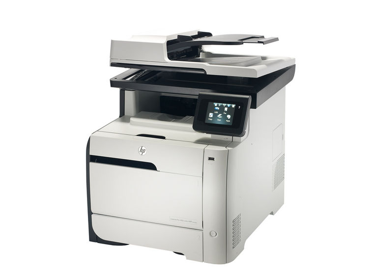 LaserJet Pro 400 color MFP M475dw