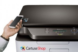 Samsung NFC Printer