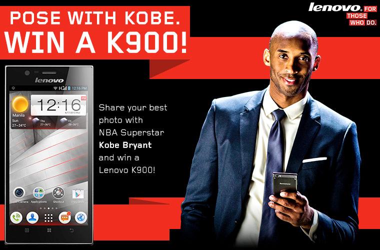 Kobe Bryant & Lenovo