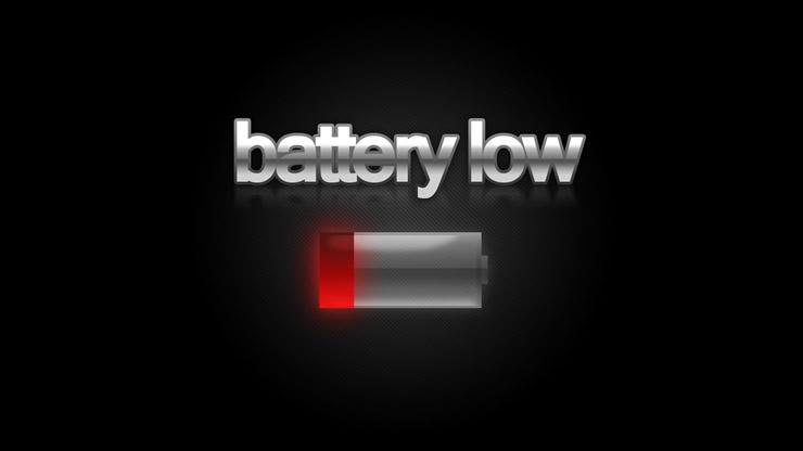 battery_low