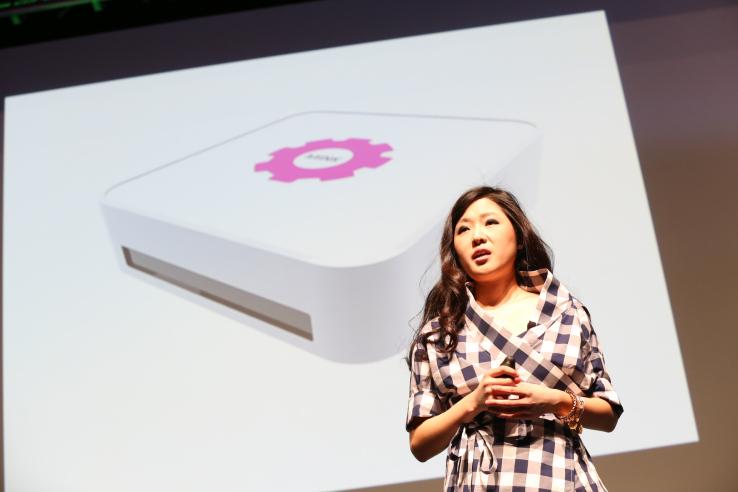 Grace Choi & Imprimanta Mink