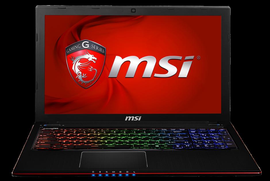 MSI GE70 2PE Apache Pro
