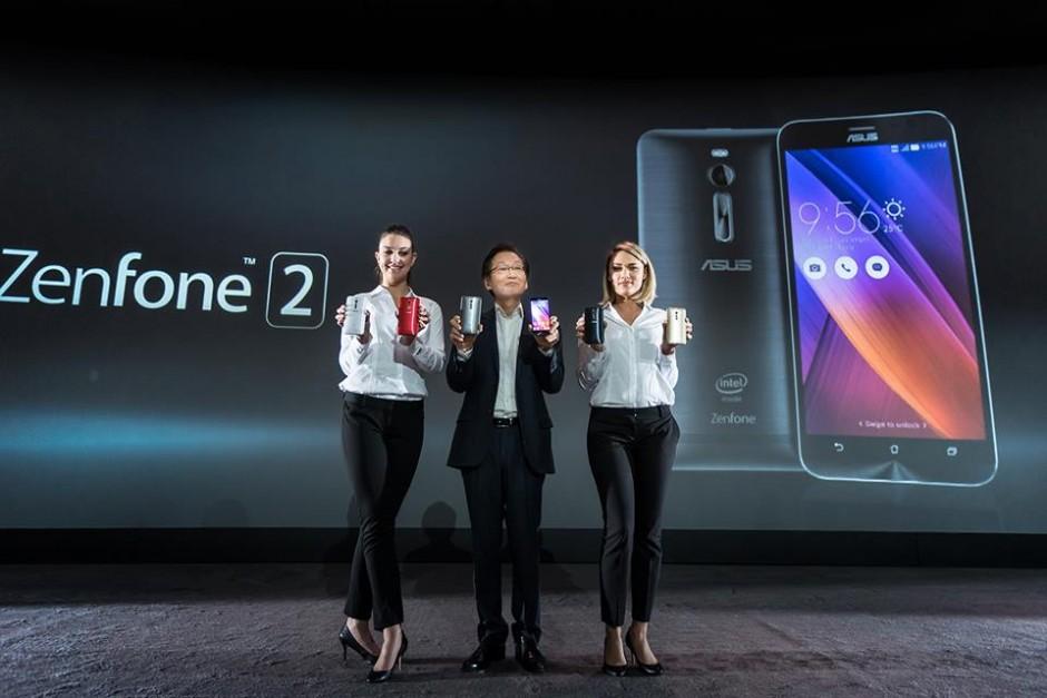 Asus Zenfone 2 - Lansare CES 2015