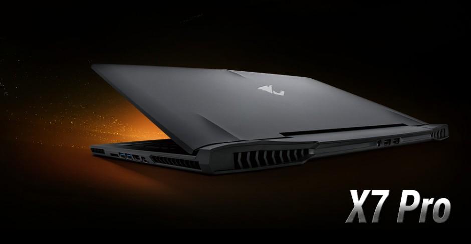 Aorus X7 Pro - Gigabyte