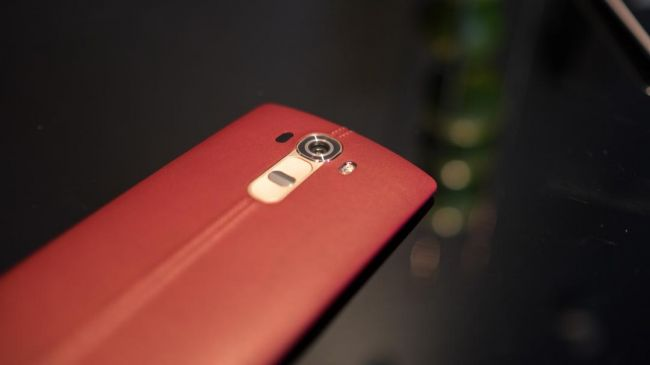 Camera foto LG G4