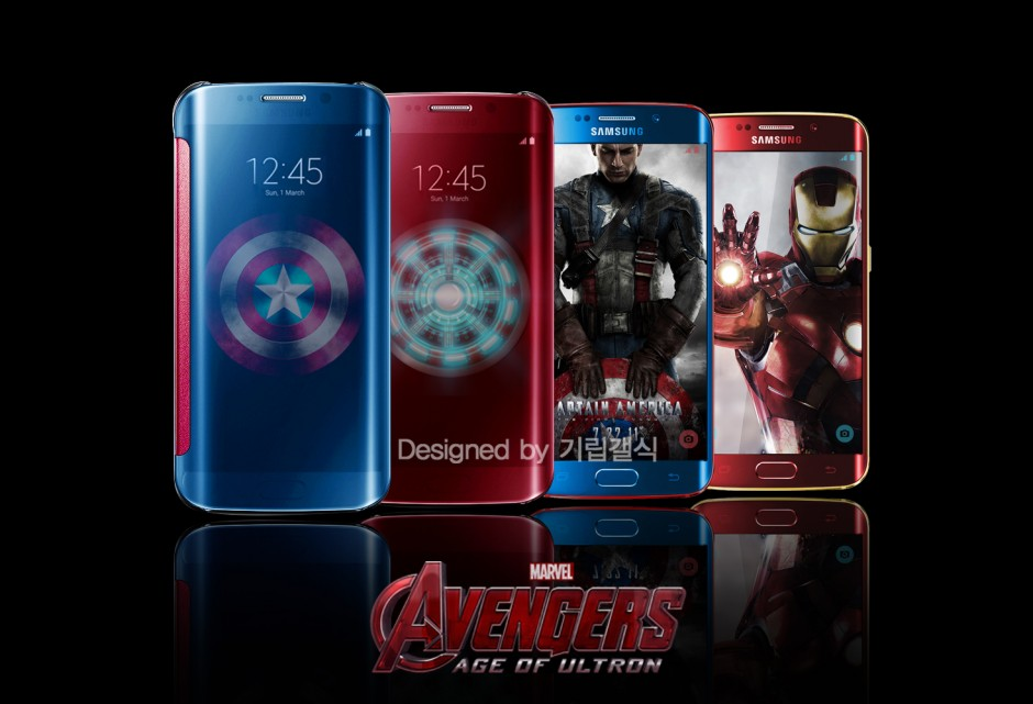 Samsung S6 - The Avengers