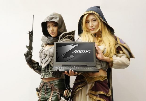 Cel mai subțire laptop de gaming - Aorus X5