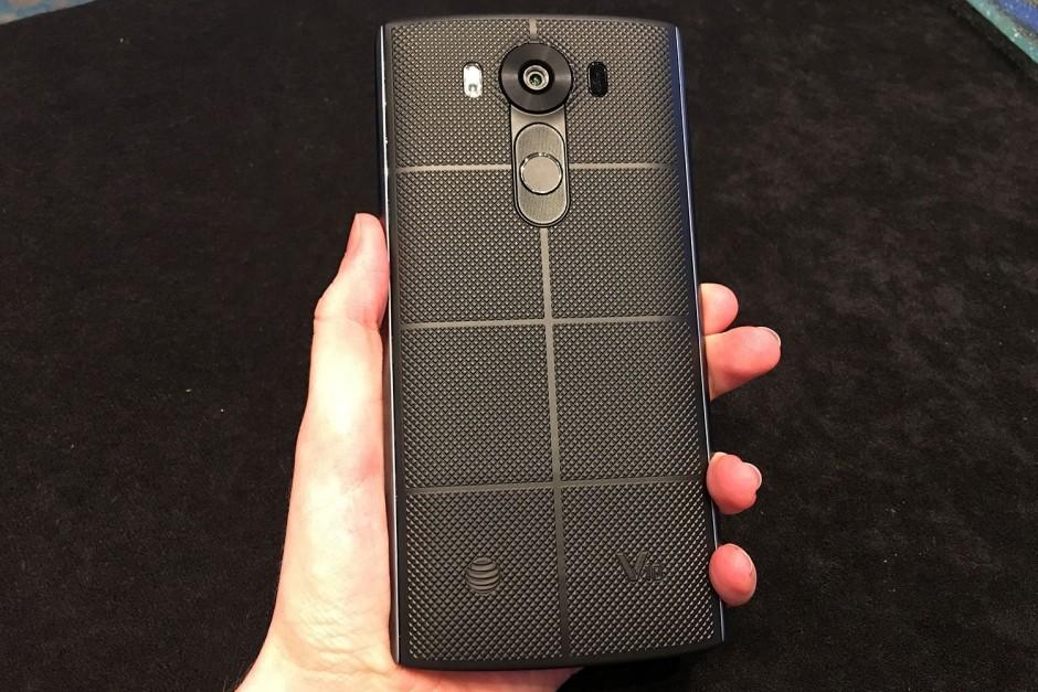 LG V10 - Dura Skin