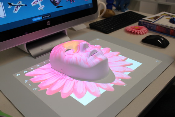 HP PC - 3D Reality