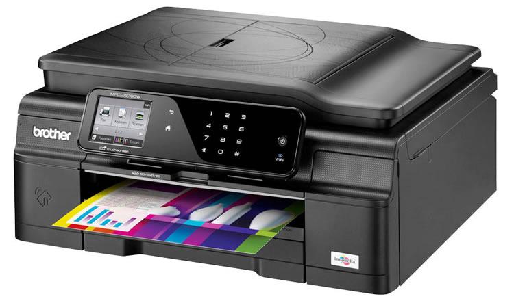 Imprimanta Brother MFC-J870DW