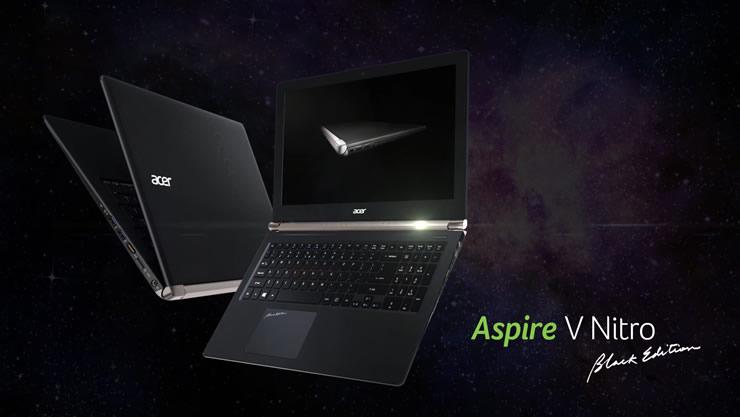 Acer Aspire V Nitro Black