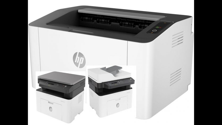 Multifunctional HP Laser MFP 137fnw